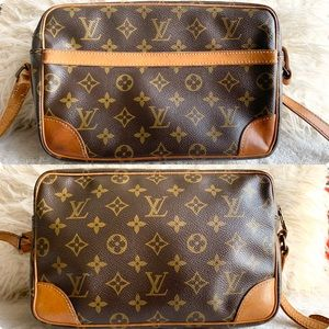 Louis Vuitton Monogram Trocadero Crossbody